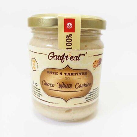 Pâte à tartiner choco white cookies