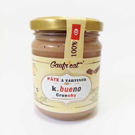 Pâte à tartiner BUENO CRUNCHY